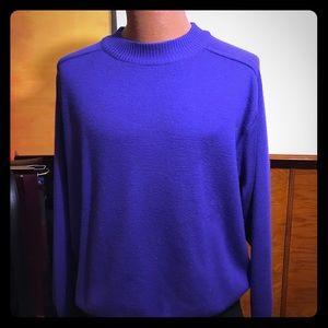 Sweet Purple Sweater